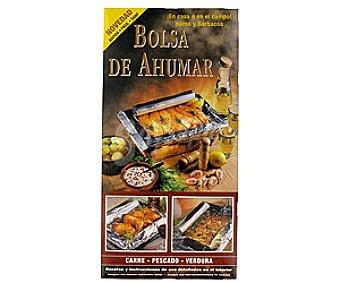 Savu Bolsa de Ahumar Alimentos de Aluminio 1u