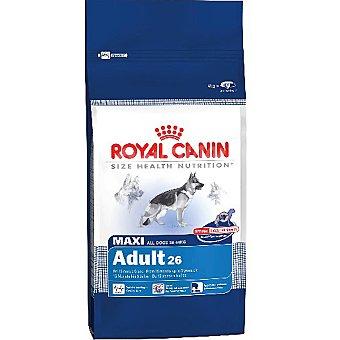 ROYAL CANIN ADULT Producto especial para perros maxi hasta 5 años de edad bolsa 4 kg Bolsa 4 kg