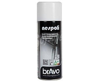 BRICOFÁCIL Pintura en spray para electrodomesticos, color blanco 400 mililitros 1 unidad