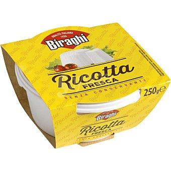 BIRAGHI Ricotta fresca Envase 250 g