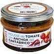 Mousse de tomate con anchoa Frasco 130 g Zubia