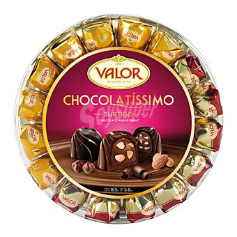 Valor Surtido de chocolate 165 g