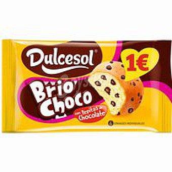 Dulcesol Briochoco 4 unid