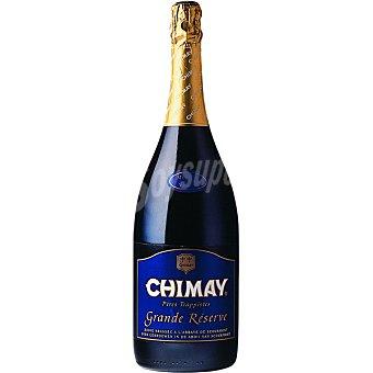 Chimay Cerveza belga trapense Azul Gran Reserva Botella 1,5 cl