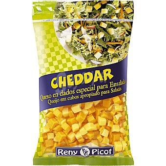 Reny Picot Queso cheddar en dados para ensalada Envase 200 g