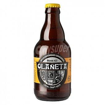 Olañeta Cerveza artesana Blonde Ale Botella 33 cl