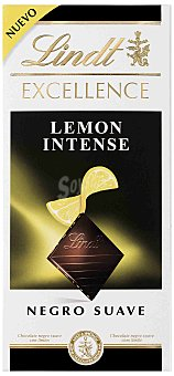 Lindr Chocolate limón excellence Tableta de 100 g