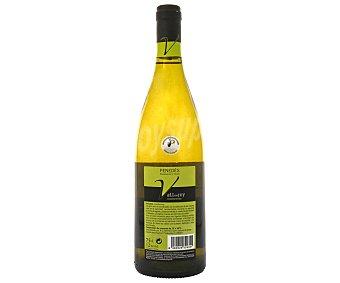 VALL DE JUY Chard Vino Blanco Chardonnay del Penedes vall DE JUY Botella 75 Centilitros 75cl