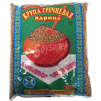 BELOTSERKOVNA Alforfón Yadritsa Cereales de desayuno Bolsa 800 g