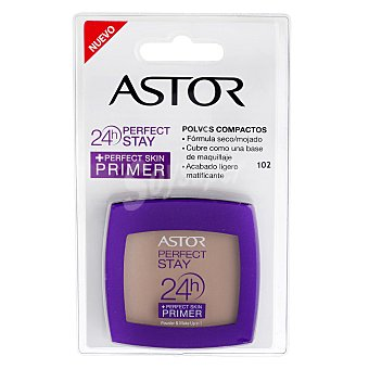 Astor Polvos compactos Perfect Stay 24h nº 102 1 ud