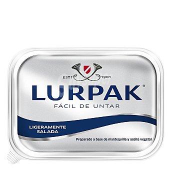 Lurpak Mantequilla tradicional ligeramente salada fácil de untar Tarrina 250 g