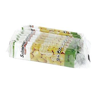 Solimon Zumo de limón exprimido 8 sobres 10 ml