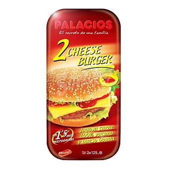 Palacios Cheese Burguer 250 g