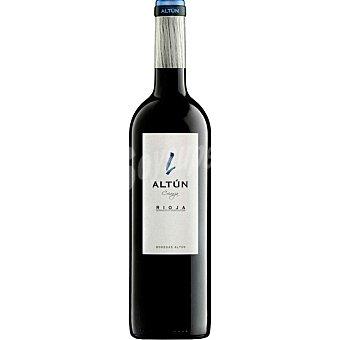 ALTUN Vino tinto crianza doca Rioja Botella 75 cl