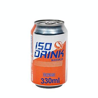 Hacendado Bebida isotonica naranja Lata 330 ml