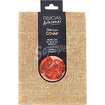 Covap Delicias Artesanas morcón de bellota ibérico  Estuche de 400 g