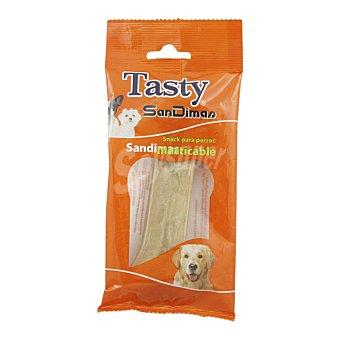 Tasty Hueso de vacuno con nudos para perros medida 14 cm Envase 1 ud