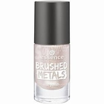Essence Cosmetics Esmalte de uñas Brushed Metals 02 pack 1 unid