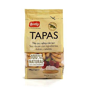Quely Tapas Bolsa 200 g