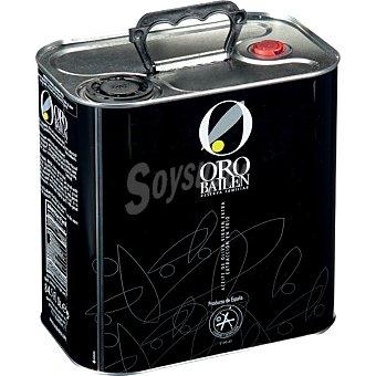 ORO BAILEN Reserva Familiar aceite de oliva virgen extra Picual lata 2,5 l