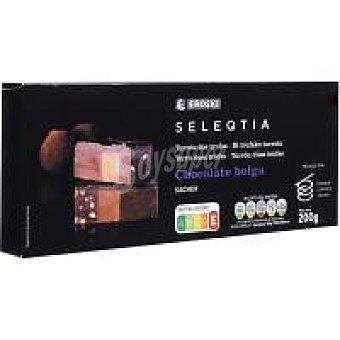 Eroski Seleqtia Turrón Sacher Eroski Caja 200 g