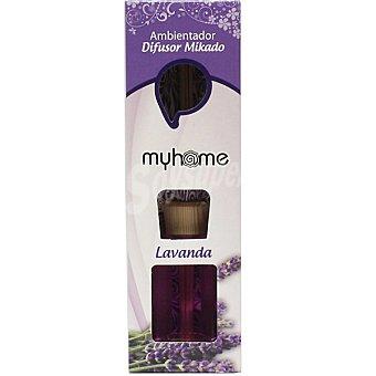 S&S Myhome ambientador natural mikado Lavanda Bote 50 ml