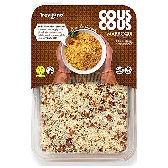 Trevijano Cous cous preparado comida marroquí Bandeja 250 g