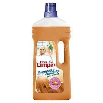 Don Limpio Limpiahogar madera 1300 ml