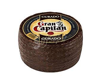 Gran Capitán Queso mezcla curado Pieza 3 kg aproximados
