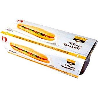 Proceli Baguettina vienesa sin gluten 2 x 125 g envase 250 g 2 x 125 g