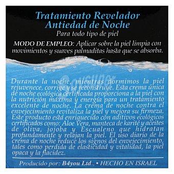 Organic Ocean Crema de noche antiedad 50 ml