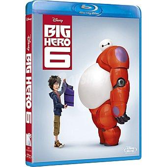 Disney Big 6 en Blu-Ray 1 Unidad
