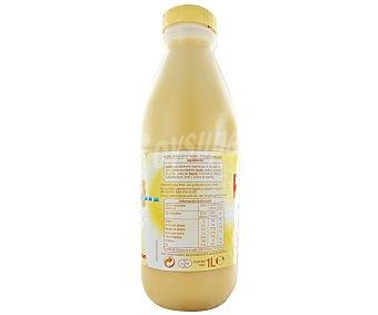 Auchan Batido de vainilla Botella de 1 l