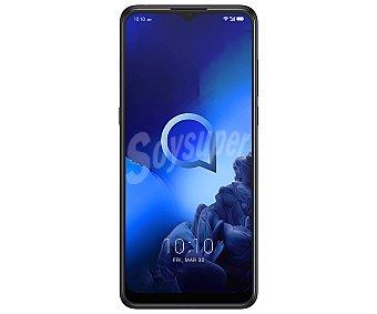 """Alcatel Smartphone 15,08cm (6,52"""") (5058Y) negro, Octa-Core, 4GB Ram, 64GB, microsd, 16+8+5 Mpx, Dual Sim, Android 9 3X 2019"""