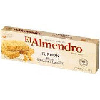 El Almendro Turrón blando caja 75 g