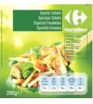Carrefour Queso especial ensalada 200 g