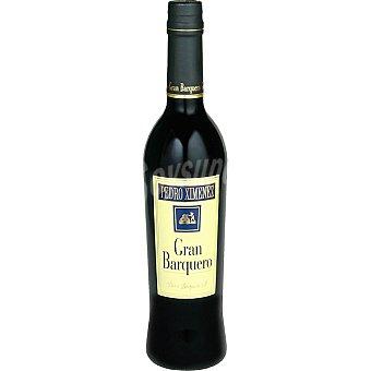 Gran Barquero Vino dulce pedro ximenez Botella 50 cl