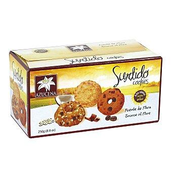 AZUCENA Surtido cookies paquete 250 gr