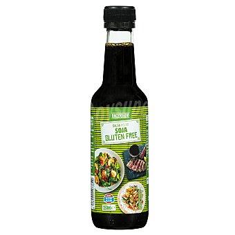 Hacendado Salsa soja sin gluten Botella 250 ml