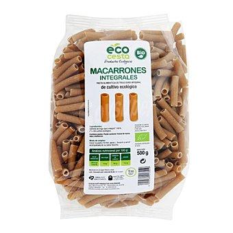 Ecocesta Macarrones integrales bio 500 g