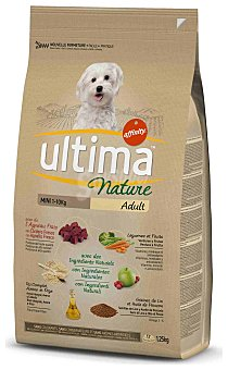 Ultima Affinity Comida para Perro Dog Nature Mini Cordero Bolsa 1.25 kg