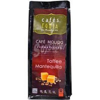 CAFÉS EGUIA Café molido toffe mantequilla 250 grs