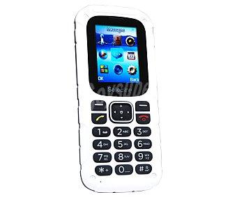 Selecline Teléfono móvil libre (PRODUCTO ECONÓMICO ALCAMPO