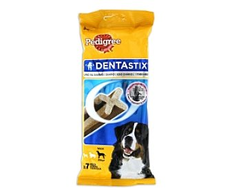 PEDIGREE DENTAStix Alimento completo para perros razas grandes 270 Gramos