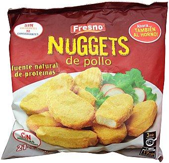 Fresno Nuggets pollo congelado Paquete 500 g