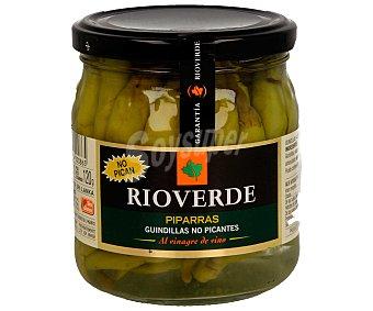 Rioverde Guindillas piparras no picantes Frasco 120 g