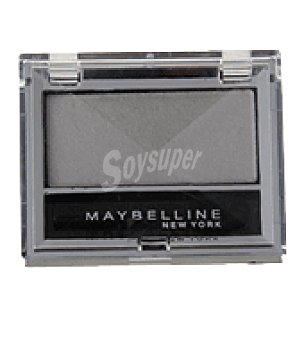 Maybelline New York Sombra ojos eye studio mono 01 snow white 1 ud