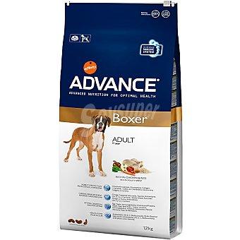 Advance Affinity Alimento de alta gama para perros adultos rico en pollo y arroz Adult Boxer Bolsa 12 kg