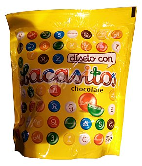 Lacasitos Lacasa Chocolatina lacasitos Paquete 175 g