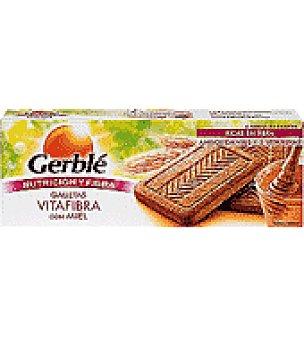 Gerble Galletas ricas en fibra, germen de trigo y miel 270 g